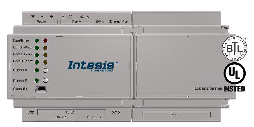 Cổng Intesis mới giúp giao tiếp giữa EtherNet / IP và BACnet dễ dàng hơn